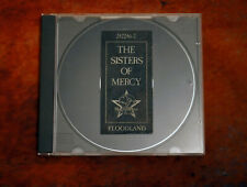 The Sisters Of Mercy Floodland - Test Pressing US CD album (CDLP) VERY RARE!!