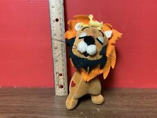 Vintage Dakin Dream Pets King Of The Jungle Lion Made In Japan