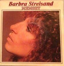 """Vinyl 7"""" Barbra Streisand - Memory"""
