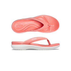 Womens Crocs Capri V Sporty Flip W Fresco Sandal Flip Flop