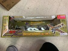 Ultimate Soldier German Messerschmitt Plane ME-109E-4 WW2 1:32 -Limited Edition