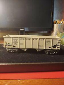 Lionel Postwar Rail Car Lehigh Valley L.V. 25000 Built 1-48 Lionel 6076 Circa 70