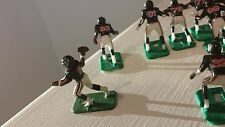 CUSTOM ELECTRIC FOOTBALL Atlanta Falcons 12 players Black Home Uniforms