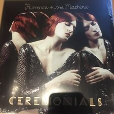 FLORENCE & THE  MACHINE - CEREMONIALS -  2 x VINYL LP - NEW AND  SEALED
