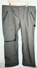 NWT Mens Adidas Aspis Shield PT Gore Tex Snowboard Pants Lined 2XLarge 2XL $325