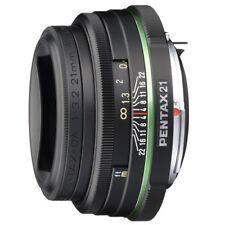 Pentax Limited Lenses Thin Wide-Angle Single Focus Lens Da21Mmf3.2Al Limited F/S