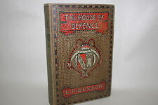 The House of Defence E.F. Benson 1906 Special Edition Hardcover Illustrated