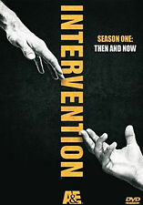 INTERVENTION: SEASON ONE : THEN AND NOW  - DVD - Region 1 - Sealed