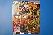 Marvel Comics DR. STRANGE SURGEON SUPREME #1-6 complete MARK WAID Doctor