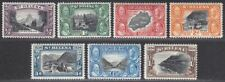St Helena 1934 KGV Centenary British Colonisation Set to 1sh Mint SG114-120
