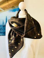 c7d8b4942e632 Louis Vuitton Monogram Tuch Carré Seide NEUw! rare 👜