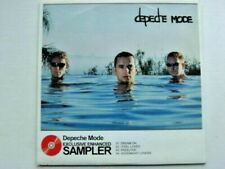 Depeche Mode Promo Sampler CD Dream On. Four tracks. Rare sampler. MINT