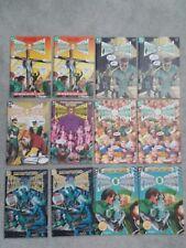 Green Lantern/Green Arrow Reprint Mini-Series 1983