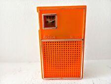 Radio Transistor Vintage Belson  années 70, fonctionne