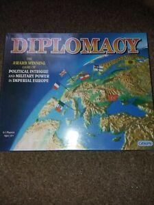 Diplomacy Board Game 2014