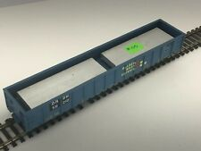 Athearn HO scale gondola with Aluminium Ingot Load Ralphstrains Custom built