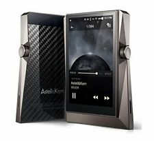 Astell & Kern AK380 256GB Hi-Res Player Meteoric Titan Excellent from Japan F /