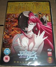 Elfenlied Elfen Lied The Complete Collection 4- DVD Box Deutsch & Englisch NEU