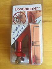 Doorjammer Dj002Rp Portable Security Aid For Doors