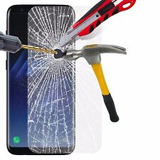 100 % Genuine Tempered Glass Screen Protector For Samsung Galaxy S8 Phone