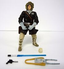 STAR WARS HAN SOLO Saga Action Figure Hoth Rescue COMPLETE C9+ 2003