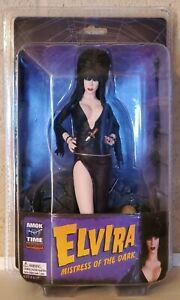 Elvira Mistress of the Dark Cassandra Peterson Deluxe Action Figure Monstarz