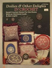 Doilies & Other Delights in Crochet - 7728 - Plaid - 17 Patterns