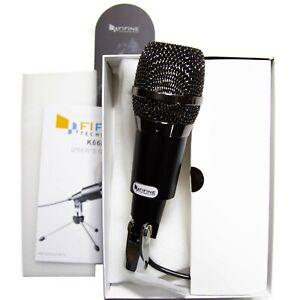 NEW Fifine USB Condenser Microphone K668 Windows Mac Zoom Podcast Gaming Studio