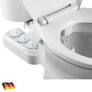 Dusch WC Aufsatz Bidet Taharet Toilette Taharat Intimdusche Warm Comfort DHL