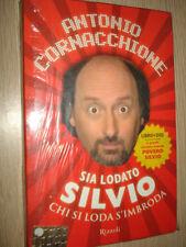 DVD+LIBRO SIA LODATO SILVIO CHI SI LODA S'IMBRODA ANTONIO CORNACCHIONE RIZZOLI