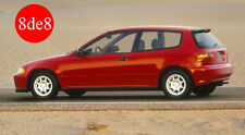 Honda Civic (1992) 3P - Workshop Manual on CD
