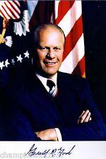 Gerald Ford ++Autogramm++ ++US Präsident++