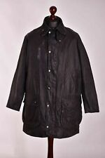 Men's Barbour Border Vintage Jacket Size C42 / 107cm Genuine Casual Waxed