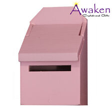 Magical FAIRY MAILBOX 7cm Pink REALISTIC TIMBER 4 TOOTH FAIRY
