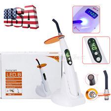Dental Led Curing Light Lamp Wireless Woodpecker Led B Style 110v 240v 2000mw 7w