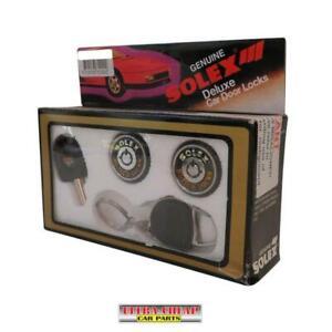 Solex Anti Theft Door Locks Ford Courier Raider 1981 to 1998