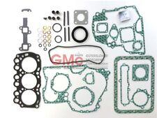 Dichtsatz für Mitsubishi L3E inkl. Wellendichtringen & Zylinderkopfdichtung