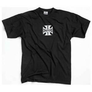 WCC Original Cross Casual Wear Fashionable T-Shirt Black / White