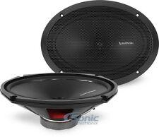 "ROCKFORD FOSGATE 260 Watt 6"" x 9"" Coaxial Car Speakers Car Audio   R169X2"