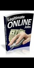 Legitimate online jobs eBook PDF  Master Resell Rights Girl Women income money