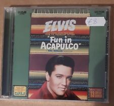Elvis Presley cd new Fun In Acapulco soundtrack