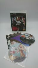 GTA 4 IV Complete Edition Episodes From Liberty City + GTA 5 Disc - 3 PS3 Game