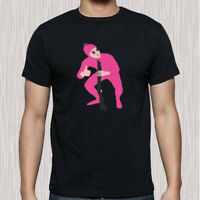 Filthy Frank Pink Guy Funny Logo Men's Black T-Shirt Size S to 3XL