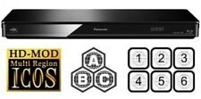 Panasonic DMP-BDT380 3D BLU-RAY player * MULTI-REGION /  REGION-FREE upgraded *