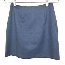 Vintage 90s My Michelle Denim Blue Mini Skirt