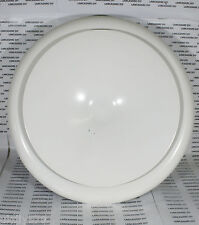 Metal Adjustable Bathroom Ceiling Air Vent Round Metal Wall Cover 190mm (F15)