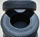 2 Tires Transeagle II Steel Belted ST 225/75R15 Load E 10 Ply Trailer