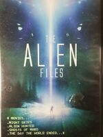 The Alien Files - 4 Movie Set (DVD)
