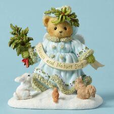 Cherished Teddies -  Snow Angel Heaven Nature Sing - 4053475