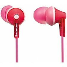 Panasonic Rphje125 Pink Ergofit Stereo in Ear Canal Bud Headphones Earphones